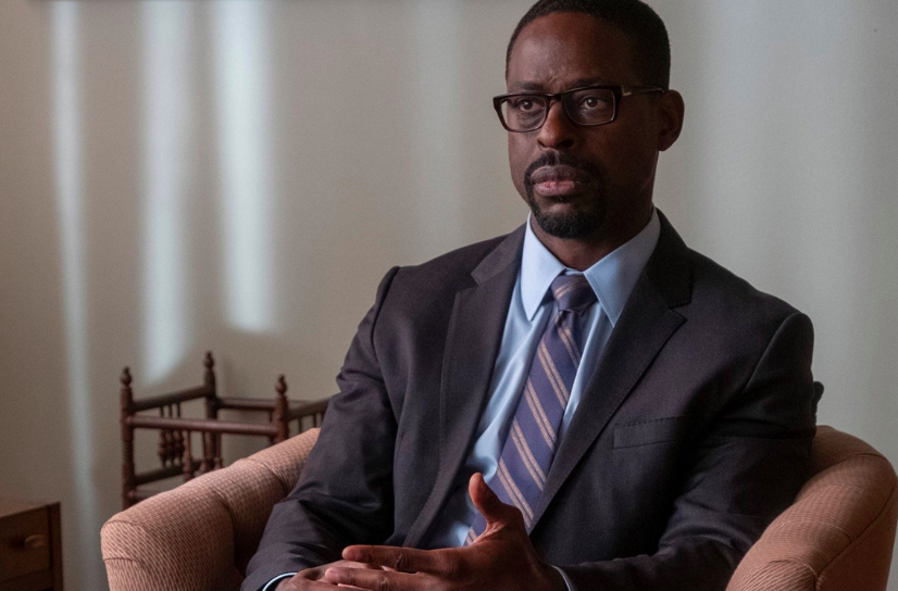 Randall from 'This is Us', played by Sterling K. Brown