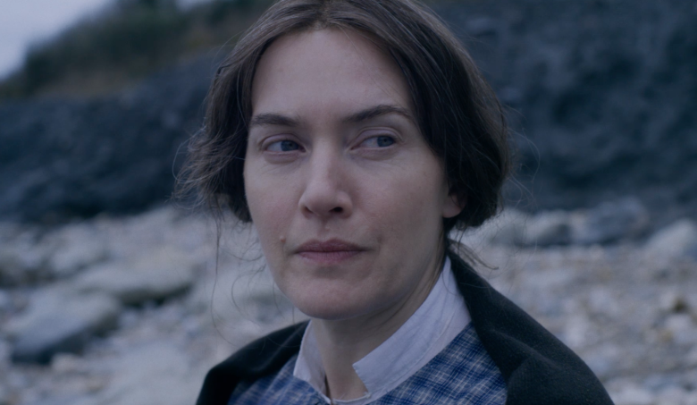 Kate Winslet as Mary Anning