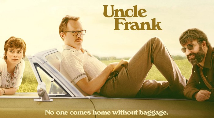 Uncle Frank on Amazon Prime- No one comes home without baggage