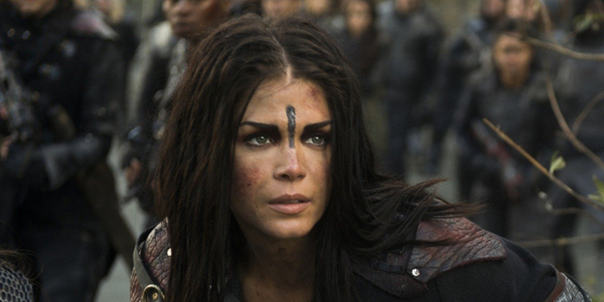 Marie Avgeropoulos as Octavia Blake
