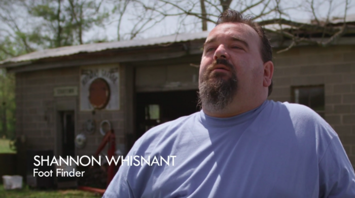 Shannon Whisnant: entrepreneur, reality tv star, foot finder