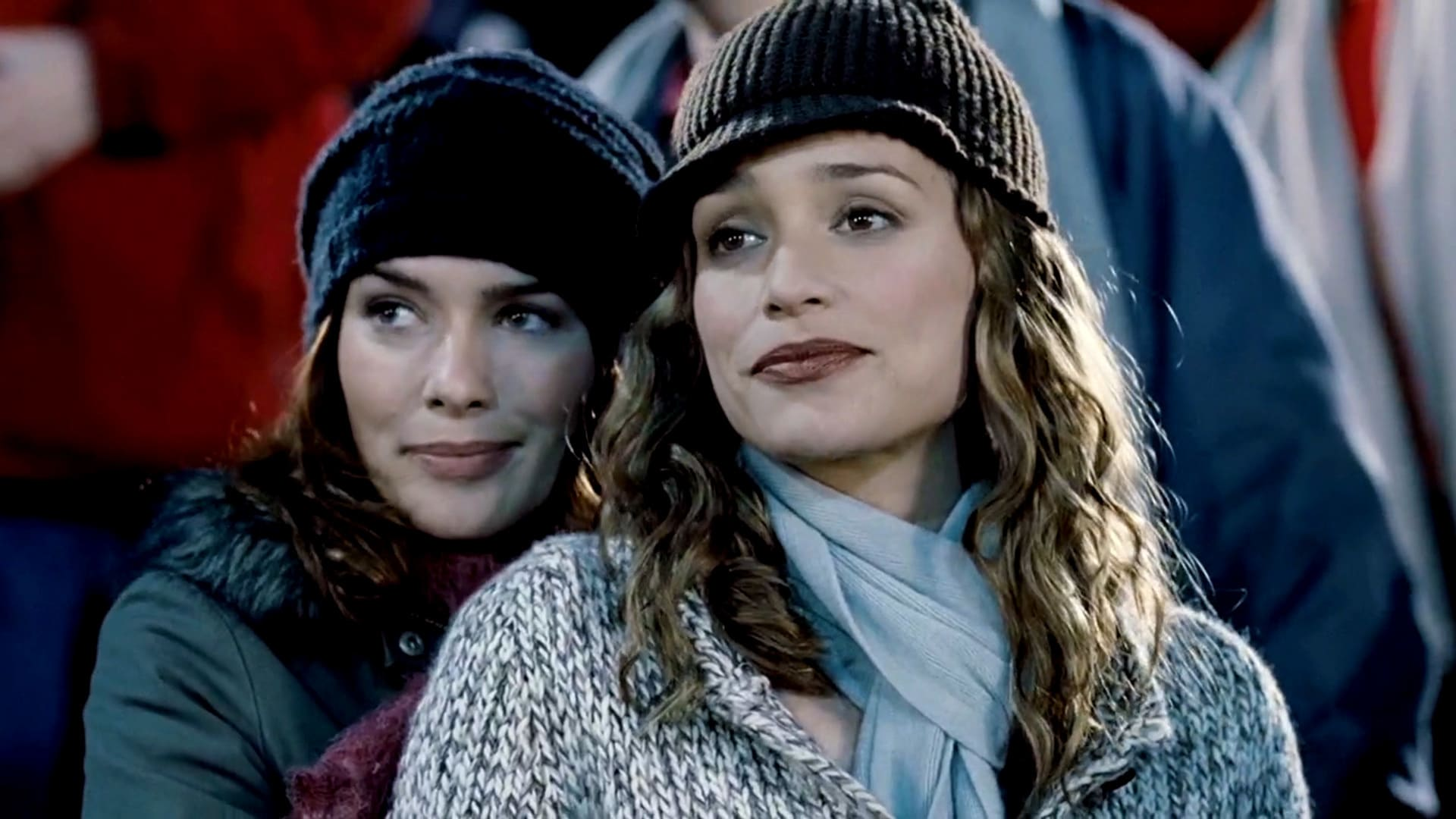 Luce (left) and Rachel (right)
