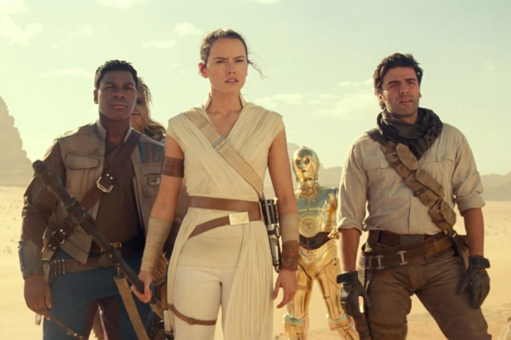 The Rise of Skywalker, the Fall of Rey