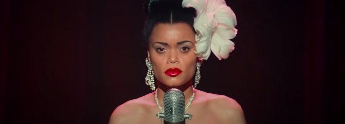 Andra Day as Billie Holiday.