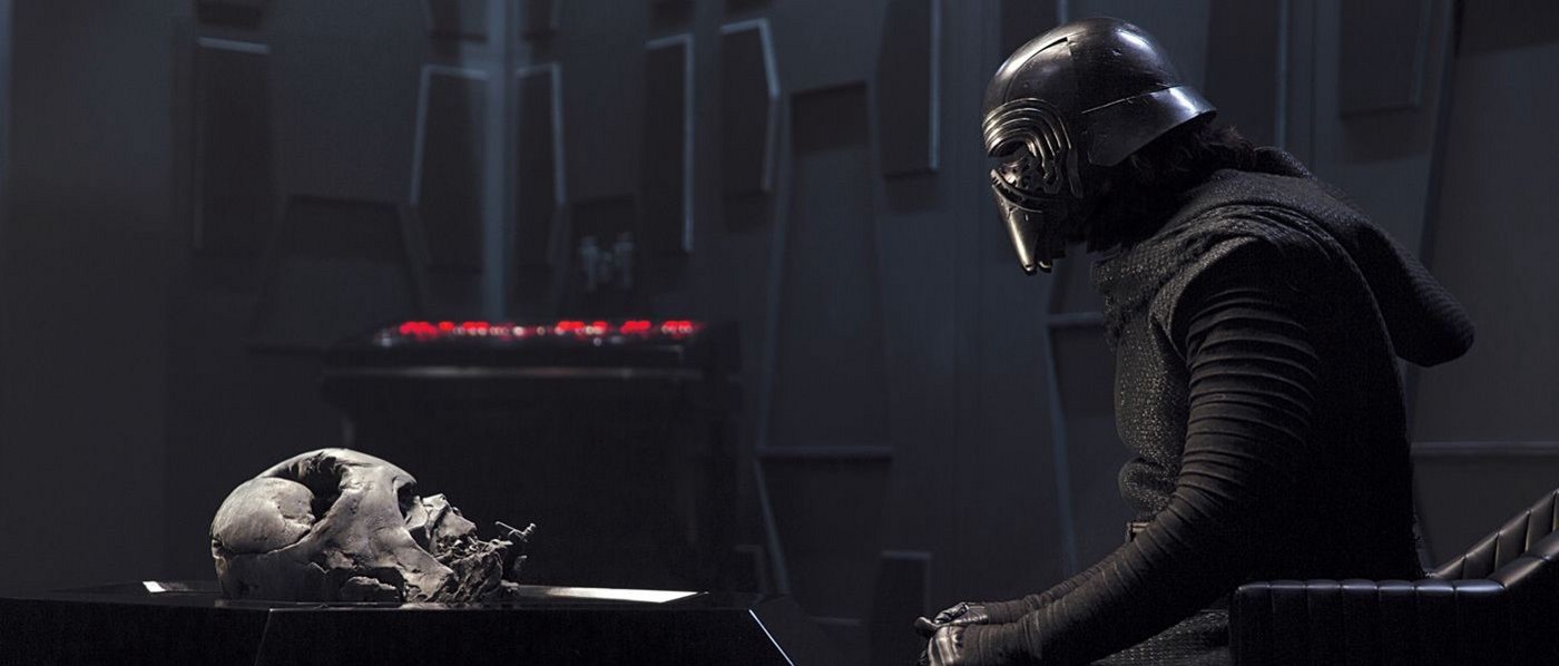 Kylo's heritage is both his motivating factor and what hurts him most