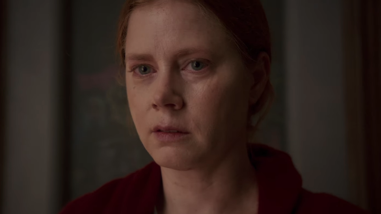 """Amy Adams as Anna in """"The Woman in the Window"""""""