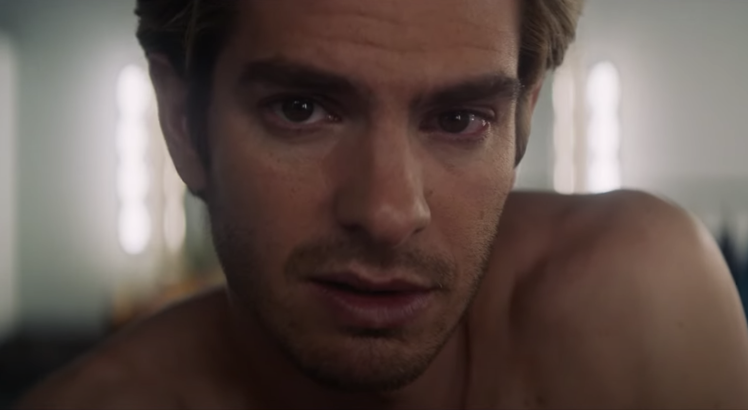"""Andrew Garfield as Link in """"Mainstream"""""""