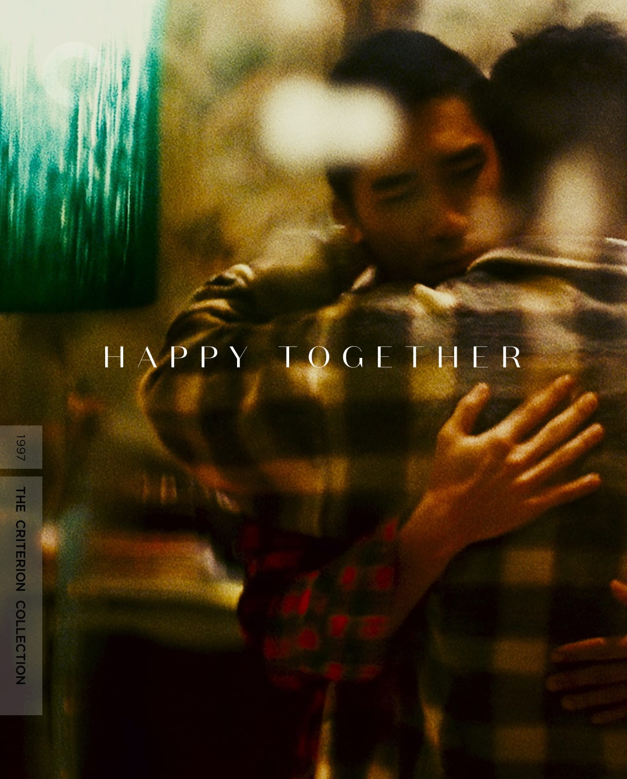 """Criterion poster for """"Happy Together"""""""