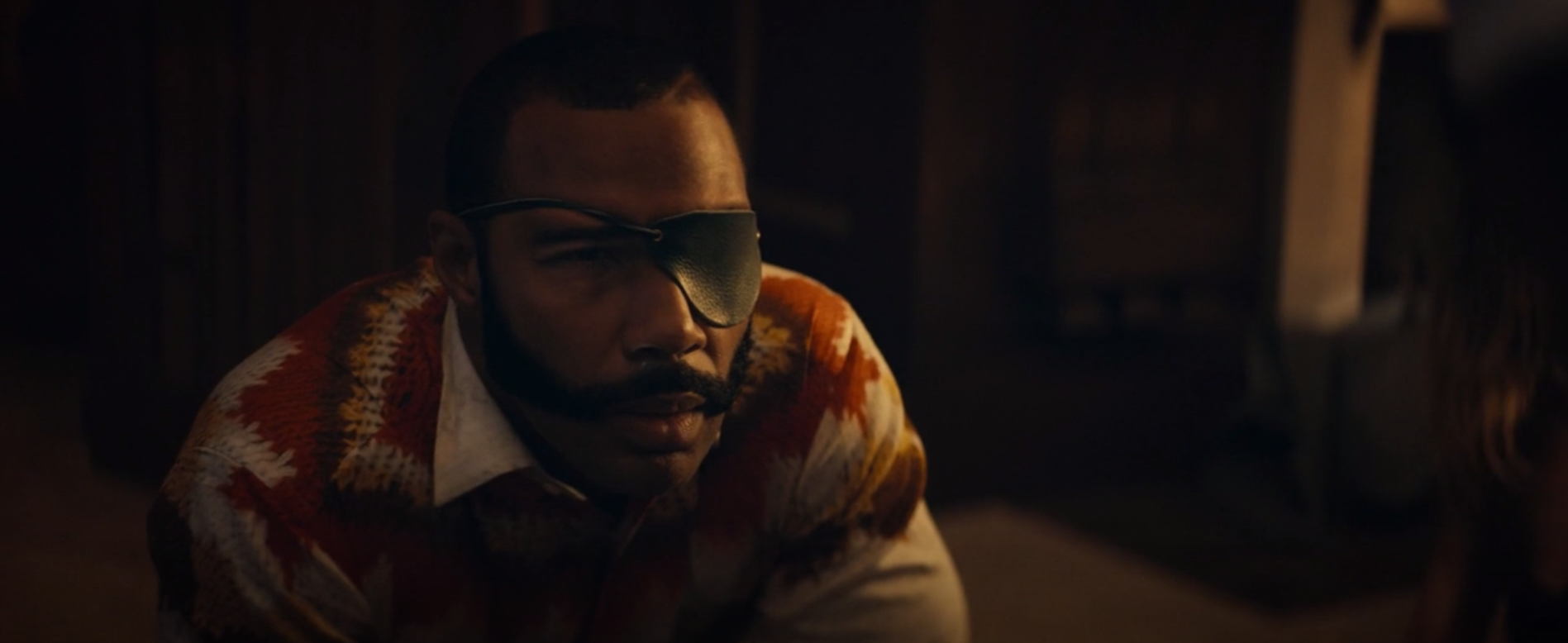Mr. _____ (Omari Hardwick) instructs Cash not to worry about selling out after he raps for Steve Lift's party guests.