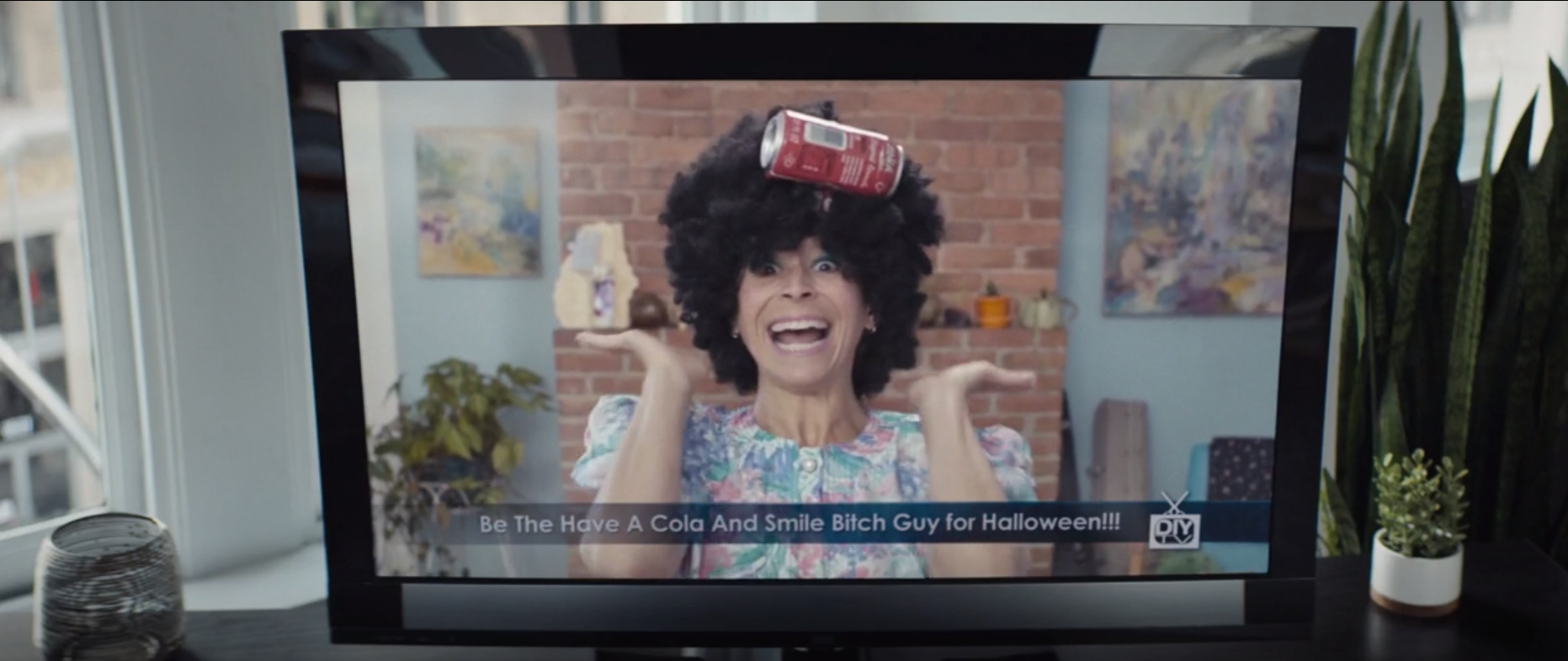 Cash's soda can incident becomes a viral meme and a commodity that the soda company capitalizes on.