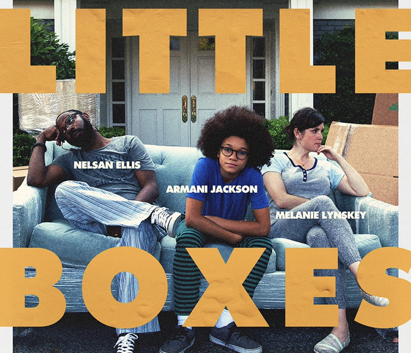 The main promotional poster for 'Little Boxes'.