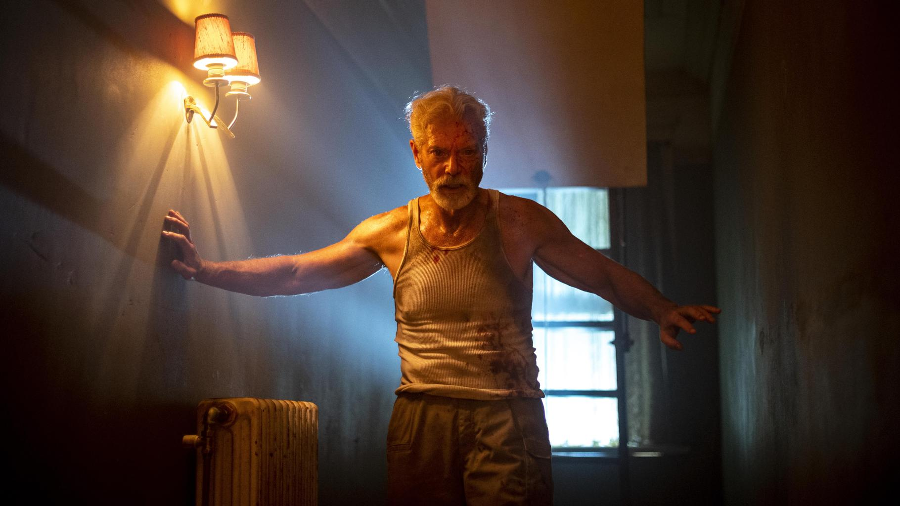 Norman Nordstrom (aka The Blind Man) in 'Don't Breathe 2'