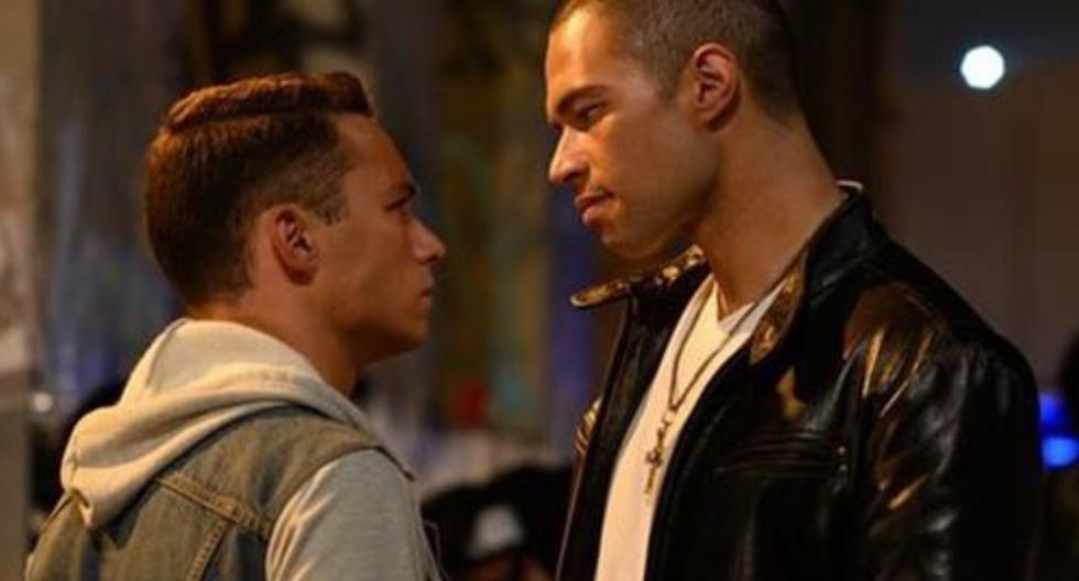 A young Dom Toretto challenges his brother, Jakob, to a fateful street race.