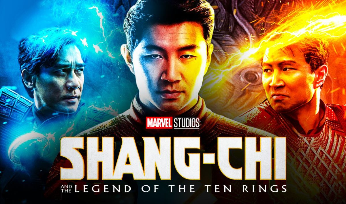 Marvel's Shang-Chi and the Legend of the Ten Rings Movie Art